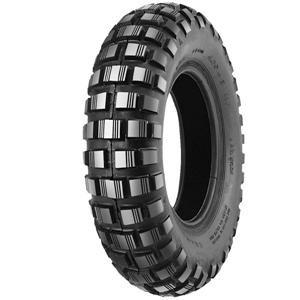 Shinko 421 Series Mini Bike Trail Front - Rear Tire - 4.00-8/Blackwall 4333045790 87-4421-MPR2