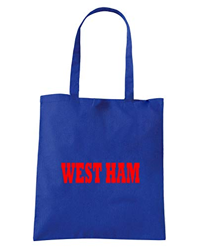 Royal Shopper WEST Blu HAM WC0704 Borsa YqBxAvRv