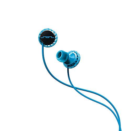 SOL REPUBLIC RELAYS Sport SB Earbud Headphones Horizon Blue 1152-36
