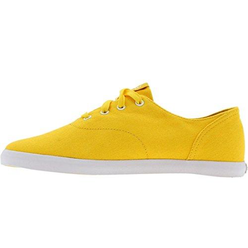 Supra Mens Wrap Sneaker Yellow HI9G7