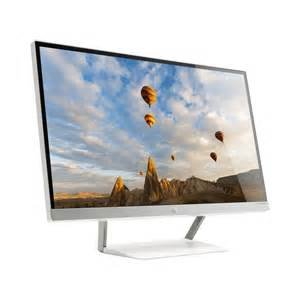 HP 27XW 27 IPS LED Full HD Monitor 1920 x 1080 8ms VGA 2 x HDMI ports (Certified Refurbished) (Pavilion 27 Ips Led Hd Monitor)