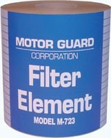 Motorguard - Filter Elements Mg M-723 Repl Element (Bx/4) - Sold as 1 Box