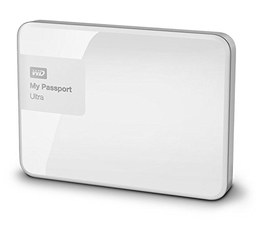 947 opinioni per WD WDBBKD0020BWT-EESN My Passport Ultra Hard Disk Esterno Portatile, USB 3.0, 2