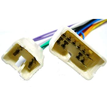 Amazon.com: Carxtc Stereo Wire Harness Fits Toyota Camry ... on