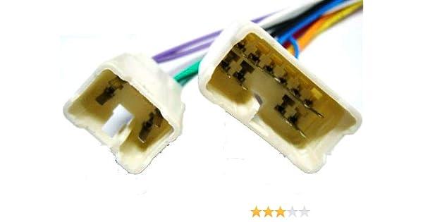 amazon.com: carxtc stereo wire harness fits toyota supra 1994-1998:  automotive  amazon.com