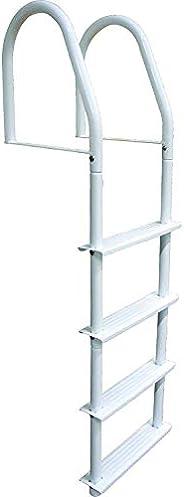 Dock Edge Howell Galvalume Fixed Dock Ladder
