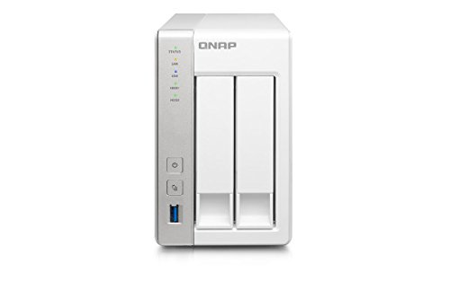 QNAP TS-231+ 1.4GHZ 1GB Ram 2-Bay NAS Server