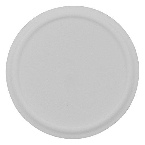 (PTFE Tri-Clamp Orifice Plate Gasket, White - 1-1/2