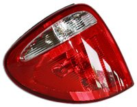 TYC 11-5478-00 Chrysler//Dodge Driver Side Replacement Tail Light Assembly