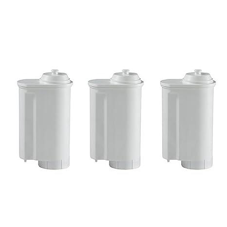 3 Cartuchos de filtro para máquinas de café de Saeco, Phillips y Lavazza: Amazon.es: Hogar
