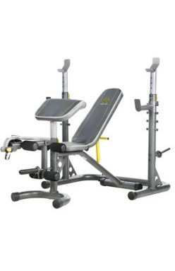 Gold's Gym XRS 20 Olympic Weight Bench by Golds Gym