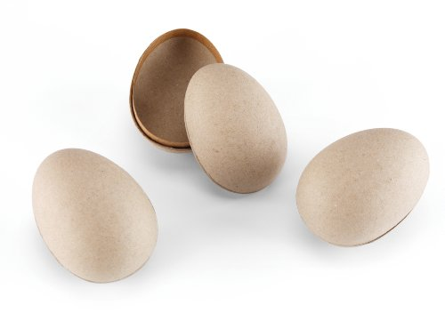 Martha Stewart Crafts Decorative Boxes, Egg -