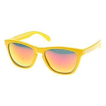 De las mujeres rojas Revo Lentes amarillas marco gafas de sol polarizadas del ojo de gato: Amazon.es: Deportes y aire libre