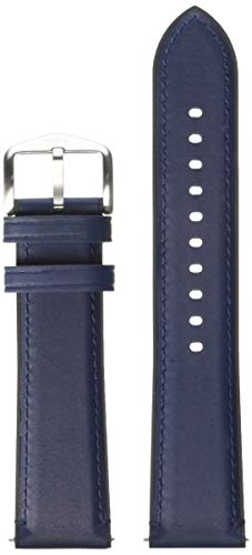 Fossil Men's S221425 STRAP BAR - MENS Analog Display Blue Watch