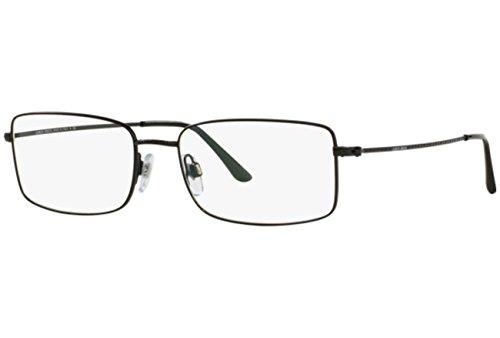 Giorgio Armani Montures de lunettes 5046 Pour Homme Matte Black, 53mm 3001: Matte Black