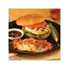 Trident Seafoods Mahi-Mahi Burger, 10 Pound -- 1 each.