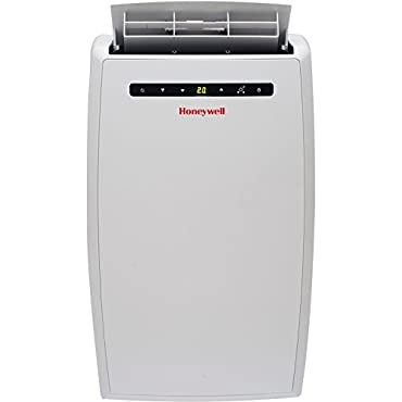 Honeywell MN12CESWW MN Series 12,000 BTU Portable Air Conditioner with Remote Control in White
