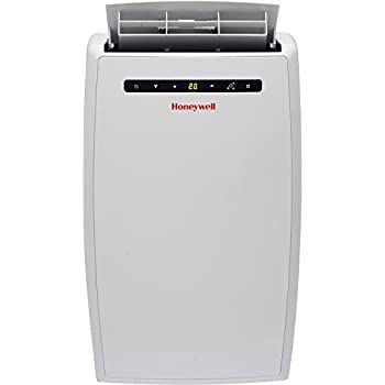 Honeywell MN12CESWW MN Series 12,000 BTU Portable Air Conditioner with Dehumidifier & Fan in White