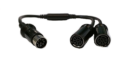 CA-Y107MR Y-ADAPTER CABLE MARINE REMOTES CAY107MR FOR KENWOOD