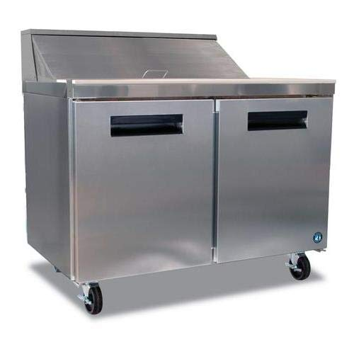 "Hoshizaki CRMR48-8 S/S 48"" Sandwich Top Refrigerator with 8 Pans"