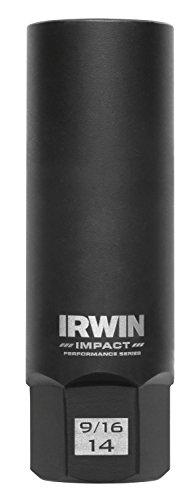 Irwin Tools 59909 Impact Performance Series Bolt-Grip Extractors Deep Well, 9/16