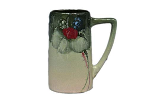 Weller Pottery 1898-1918 Berries Bunch Eocean Mug Stein #9005 ()