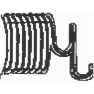 CAMPBELL HAUSFELD MP289600AV 2PC Chisel Spring Set ()
