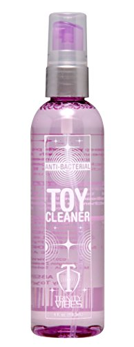 Anti-Bacterial Toy Cleaner, 4 Ounce Bottle