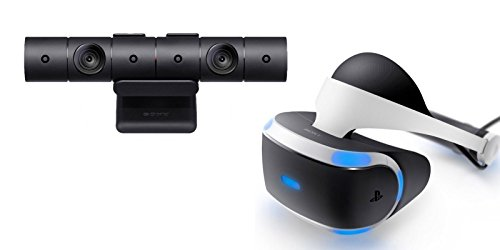 317zi5epyVL - Playstation VR Gaming System With Camera Pick Your Playstation 4 or Pro Console, Favorite Games, Accessories and More - Virtual Reality