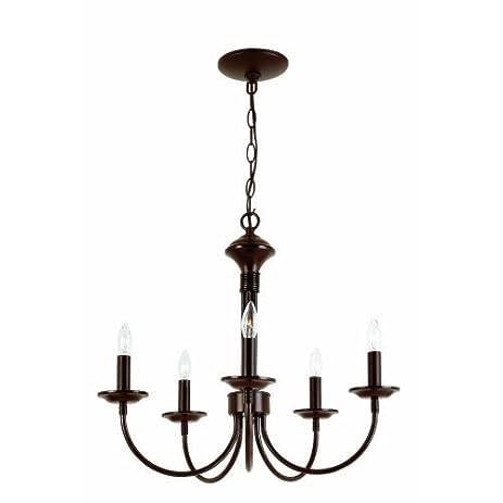 Amazon bel air lighting 9015 rob 5 light chandelier by bel air bel air lighting 9015 rob 5 light chandelier by bel air lighting aloadofball Image collections