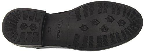 Cb001 Lacets à William Noir Black Homme Lumberjack Chaussures qn18g0Znx