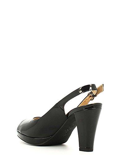 Igi&Co 5757 Sandalo tacco Donna Nero 35