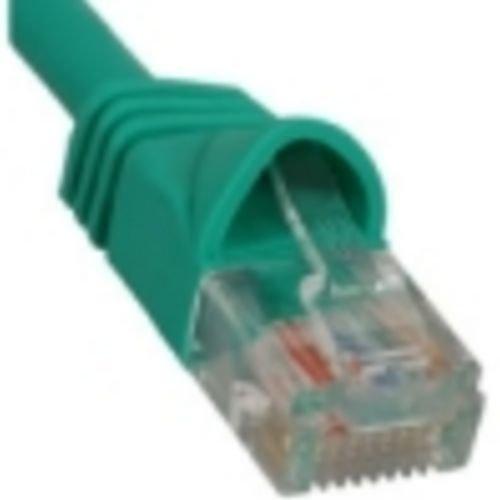 ICC INTL CONN /& CABLE ICPCSJ07GN PTH CORD CAT 5E MOLDED BT 7GN
