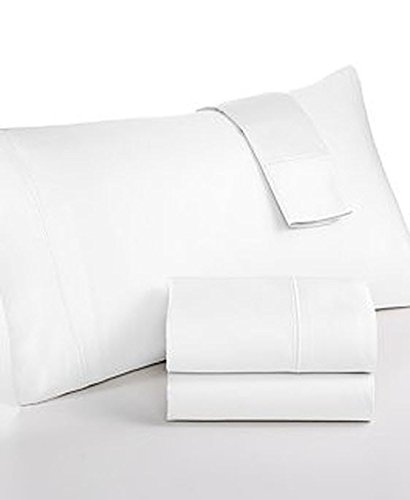 Charter Club Damask Solid 500 Thread Count Cal King Sheet Set