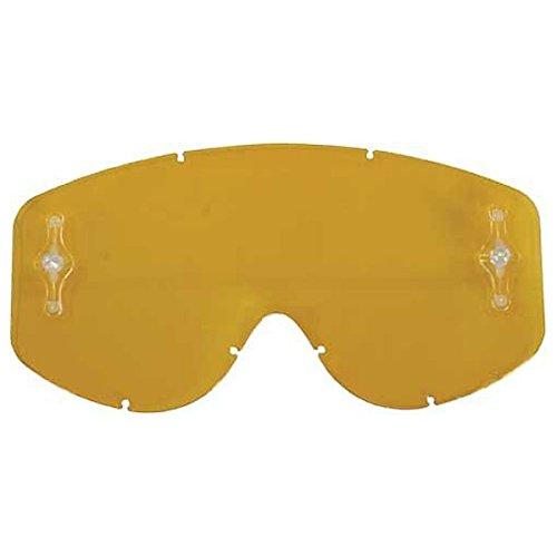 Scott Sports Nsxi/Recoil Xi/80 Works Replacement Lens (Yellow)
