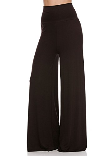 2LUV Plus Womens Waisted Palazzo product image