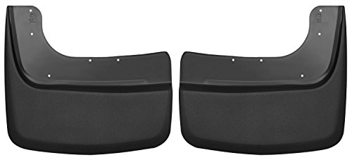 Husky Liners 59481 Black Daully Mud Guards Fits 2017-19 F350/450
