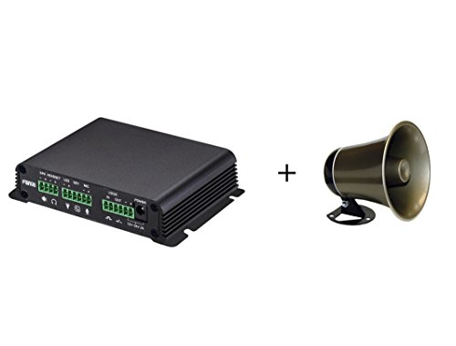 Fanvil PA2 IP Phone Paging System with Paging Horn and - Servers Horn