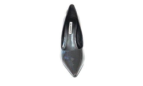 Karl Lagerfeld Manoir Hi Court Shine Mujer Zapatos Negro