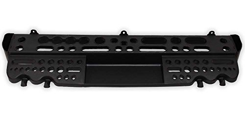 Toolusa 25''x 6.5'' Wall Mountable, Plastic Tool Display Rack For Garage Or Work Shop: Mj-03073 by ToolUSA