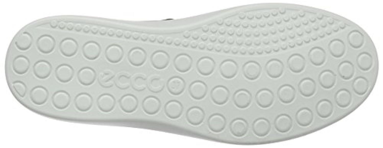 Ecco S7 TEEN, Unisex Kids' Hi-Top Sneakers, Black (2001black), 7 UK (40 EU)