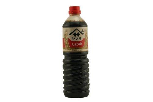 Yamasa Soy Sauce, 34 Fluid Ounce