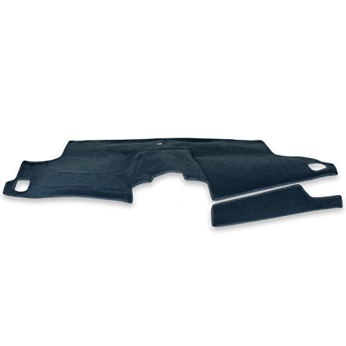- Coverking Custom Fit Dashcovers for Select Chevrolet Caprice Models - Poly Carpet (Medium Blue)