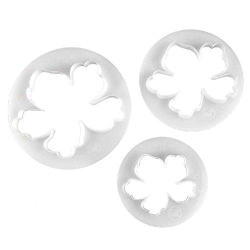 (FMM Sugarcraft – Flower Cutter Set – Hawaiian Cake Decoration – Cutting Tool)