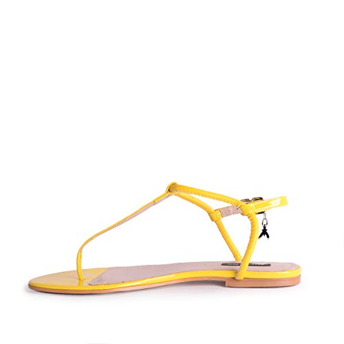 PEPE Yellow Sandals Women's PATRIZIA Fashion qBW6aycwTy