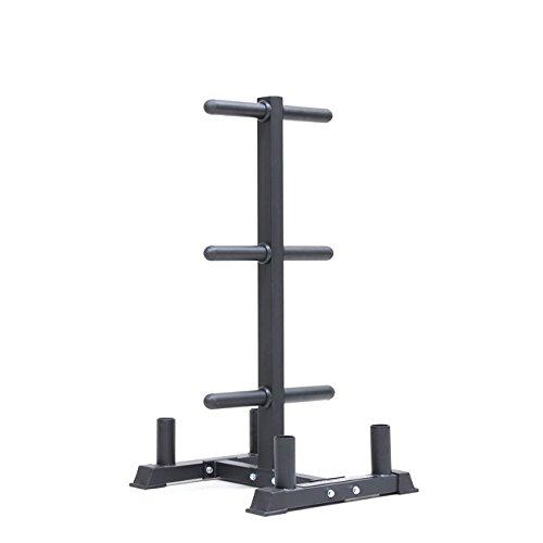 Xtreme Monkey Olympic Weight Tree-Heavy Duty Rack by Xtreme Monkey