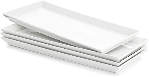 Sweese Rectangular Porcelain Platters Parties product image