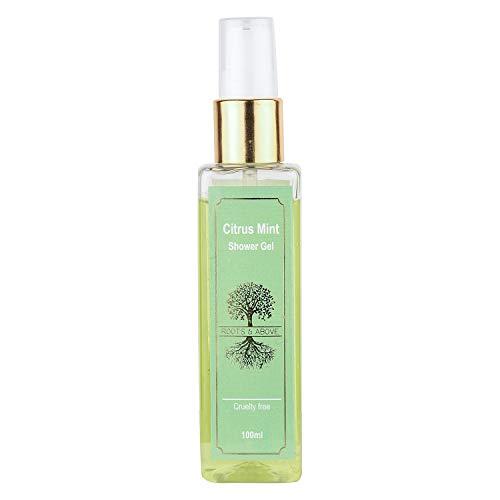 Roots & Above AYURVEDIC Citrus Mint Shower Gel