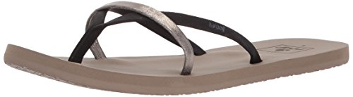 Pew Bliss Reef Tongs Pewter Gris Wild Femme xvPqAPYwd