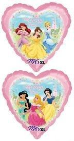 Disney PRINCESS Garden Party 1 18 Party Mylar Balloon by (Party City Disney Princess)